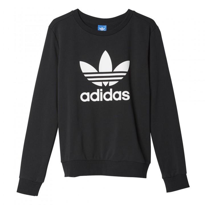 adidas originals - Trefoil Crew Sweatshirt