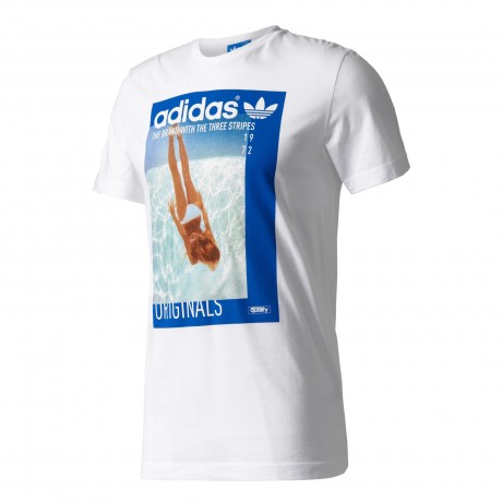 adidas originals - Girl Graphic Tee