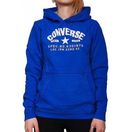 Converse-Junior All Star college hoodie