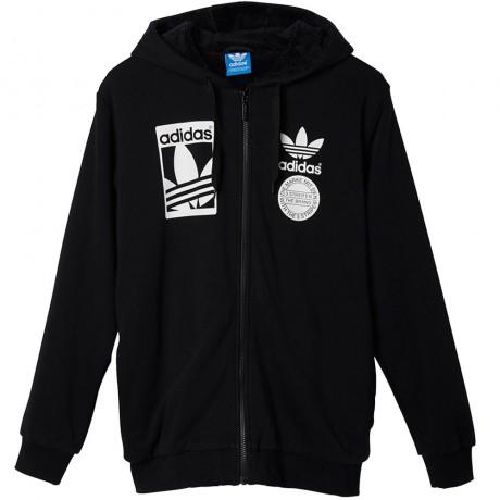 adidas Originals - Graph FZ Sherpa Hood