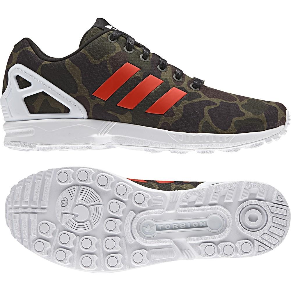 e9162e08a076f adidas originals - ZX Flux Shoes - Streetwear