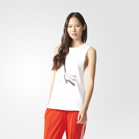 adidas originals - Graphic Tank Top