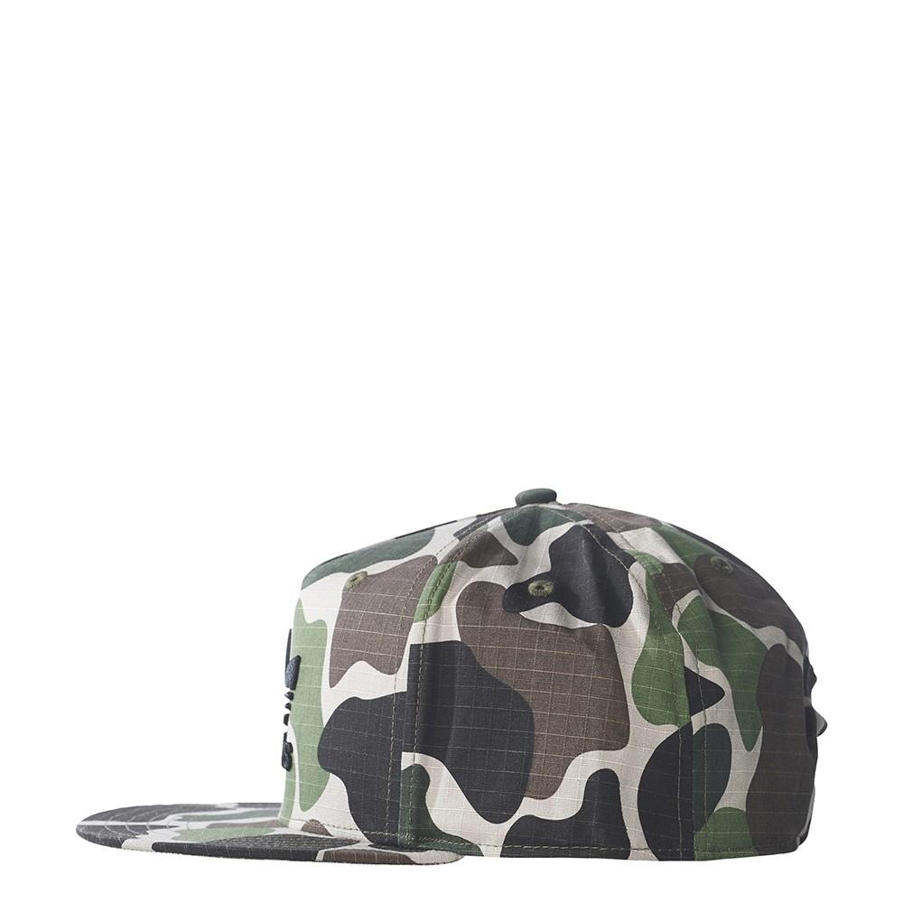 adidas originals - Camouflage Snap-Back Cap - Streetwear c48e81e11123