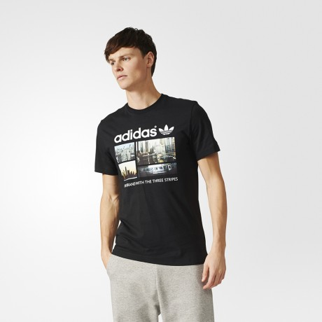 adidas originals - Photo Windy Greetings Tee