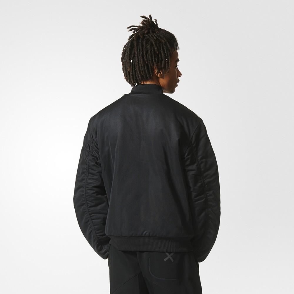 d80a1c2f4288 adidas originals - Padded Bomber Jacket - Streetwear