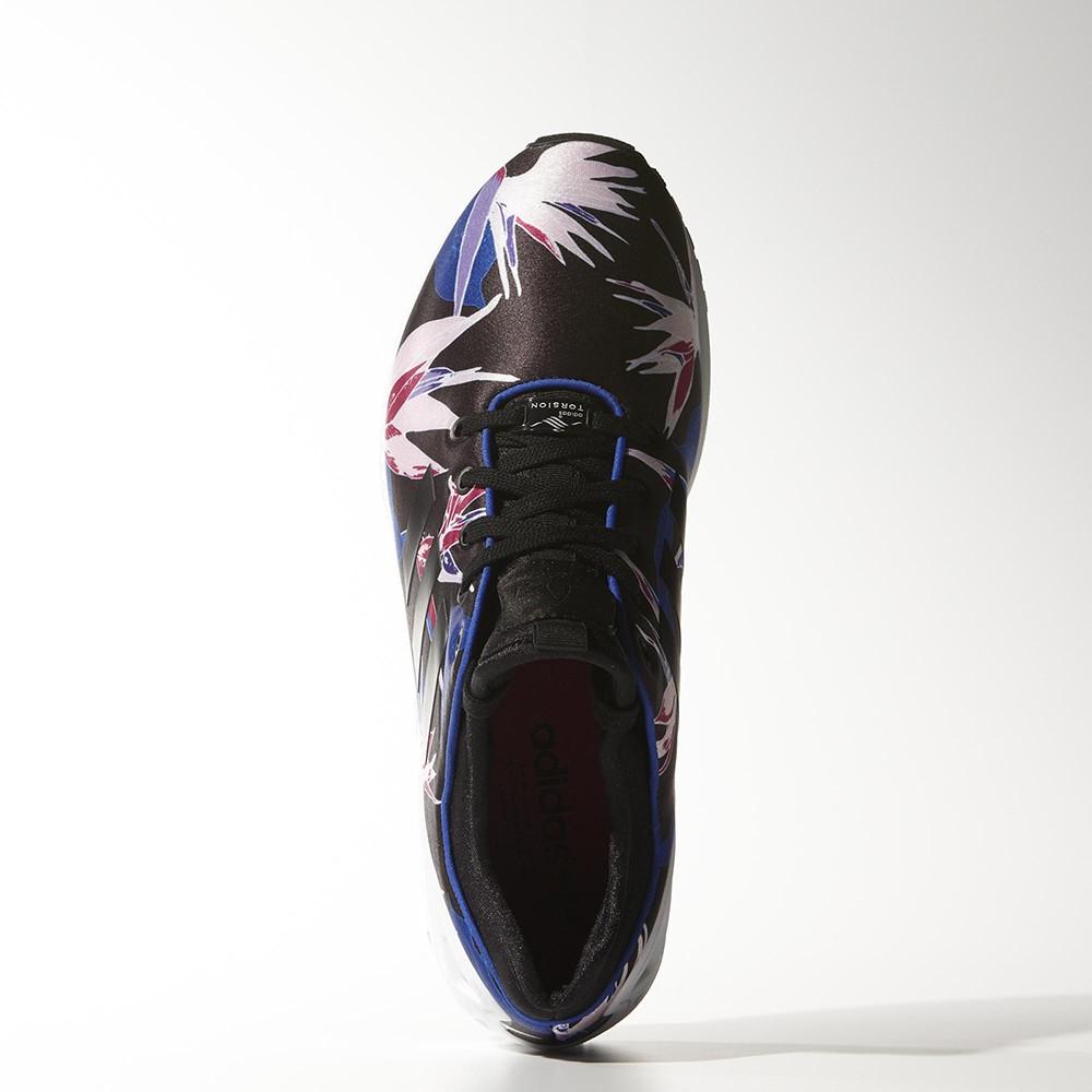 super popular 35e7a 4d15c ... adidas Originals - zx Flux Nps Floral ...