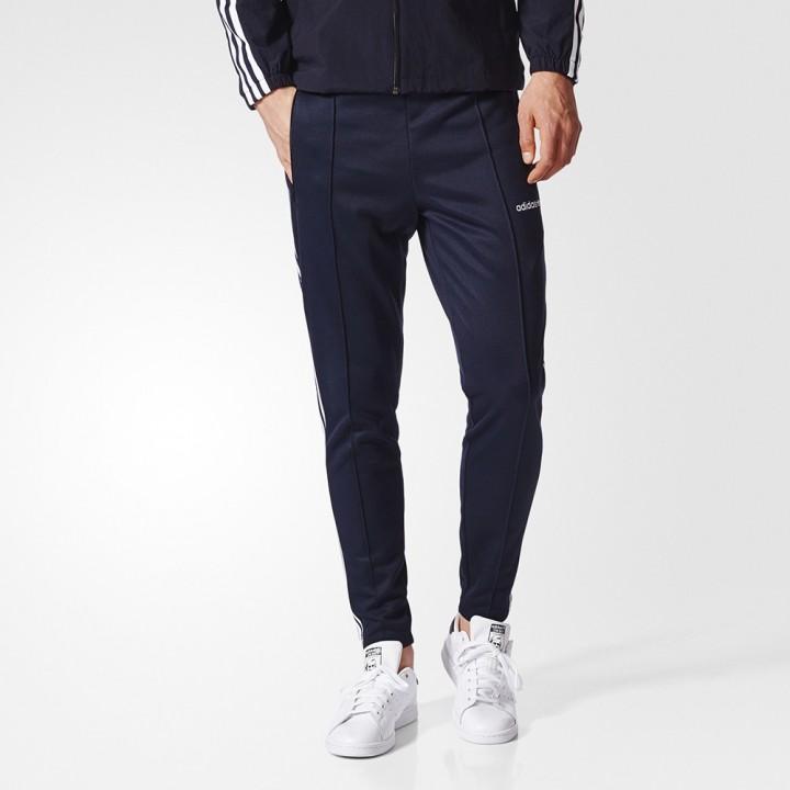57b9f3fdf174a adidas originals - Beckenbauer Open Hem Track Pants - Streetwear