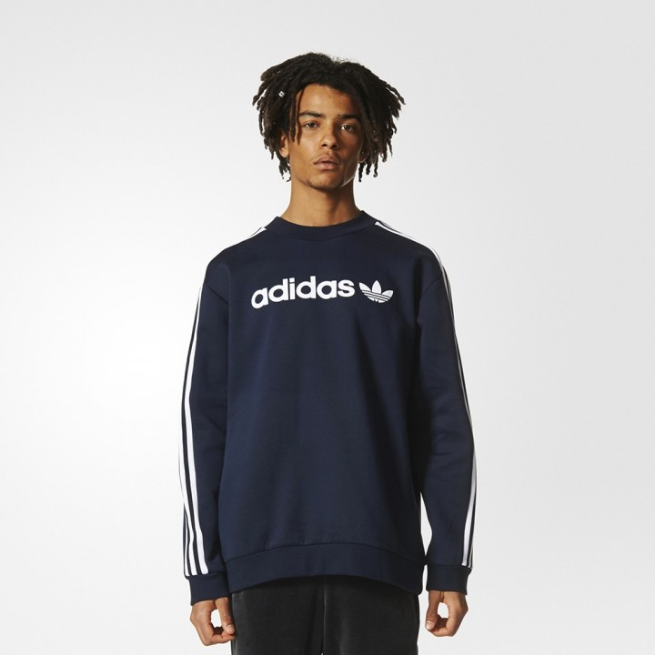 adidas originals - Linear Trefoil Sweatshirt