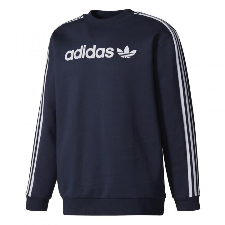 adidas originals - Linear Trefoil Sweatshirt