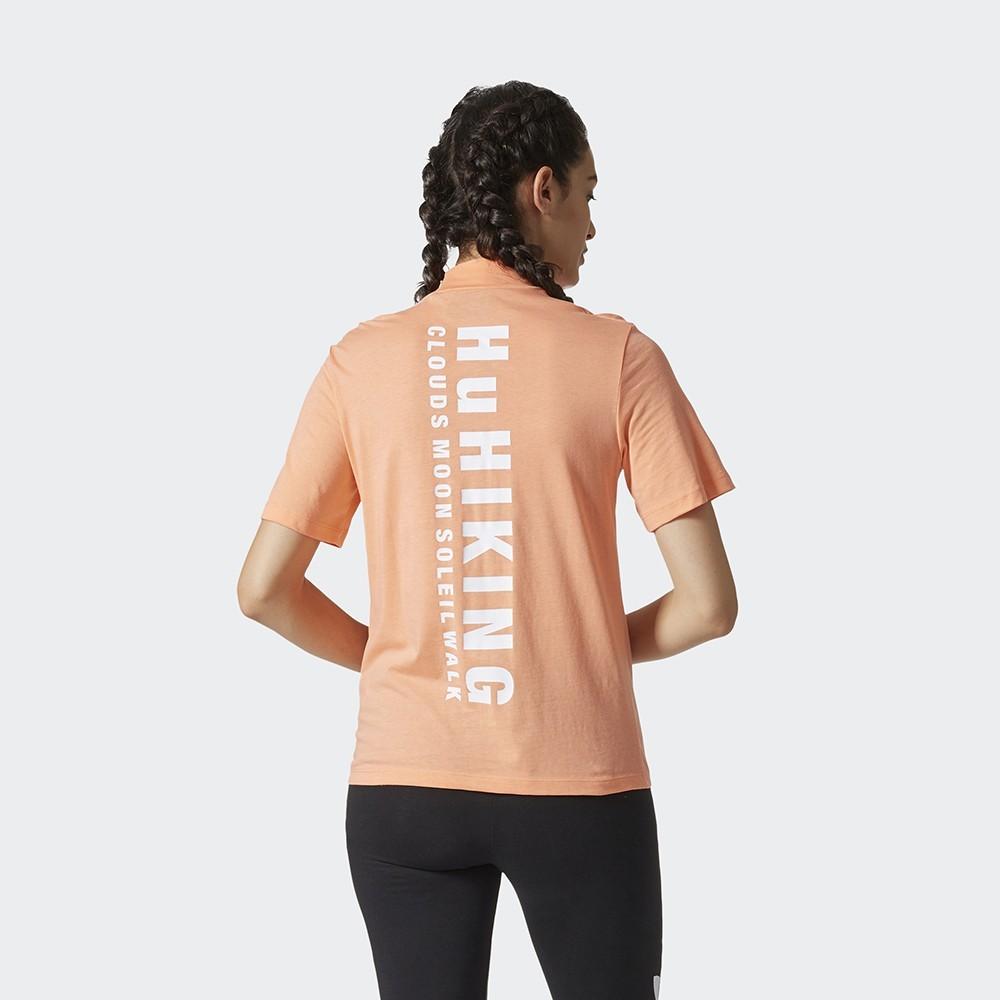 98ebffecfc14b adidas originals - Pharrell Williams Hu Hiking Logo Tee - Streetwear