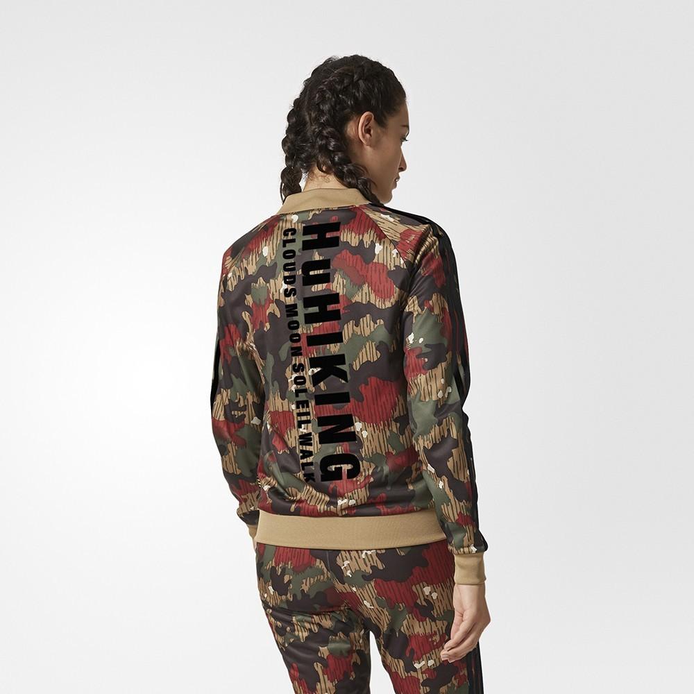 c8497ae2903a5 ... adidas originals - Pharrell Williams Hu Hiking SST Track Jacket ...