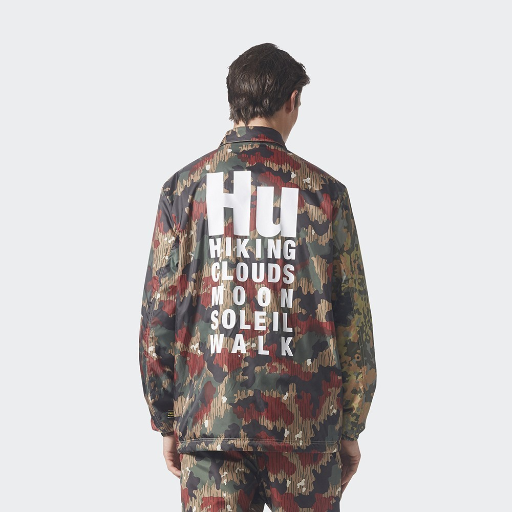 758abec6fc51f adidas originals - Pharrell Williams Hu Hiking Camo Coach Jacket ...