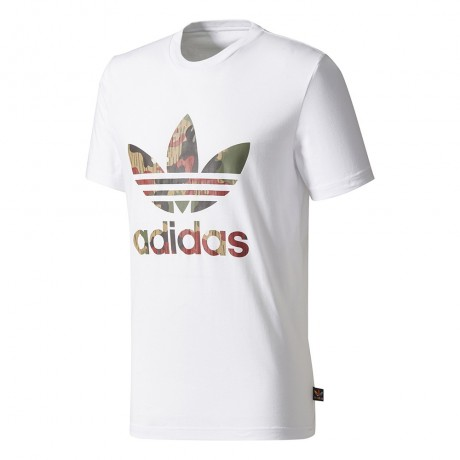 adidas originals - Pharrell Williams Hu Hiking Camo Trefoil Tee
