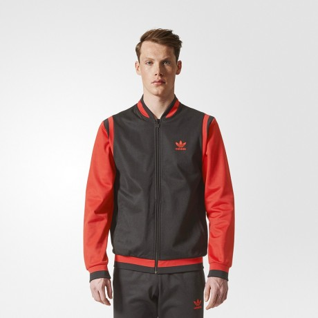 adidas originals - Winter SST Track Top