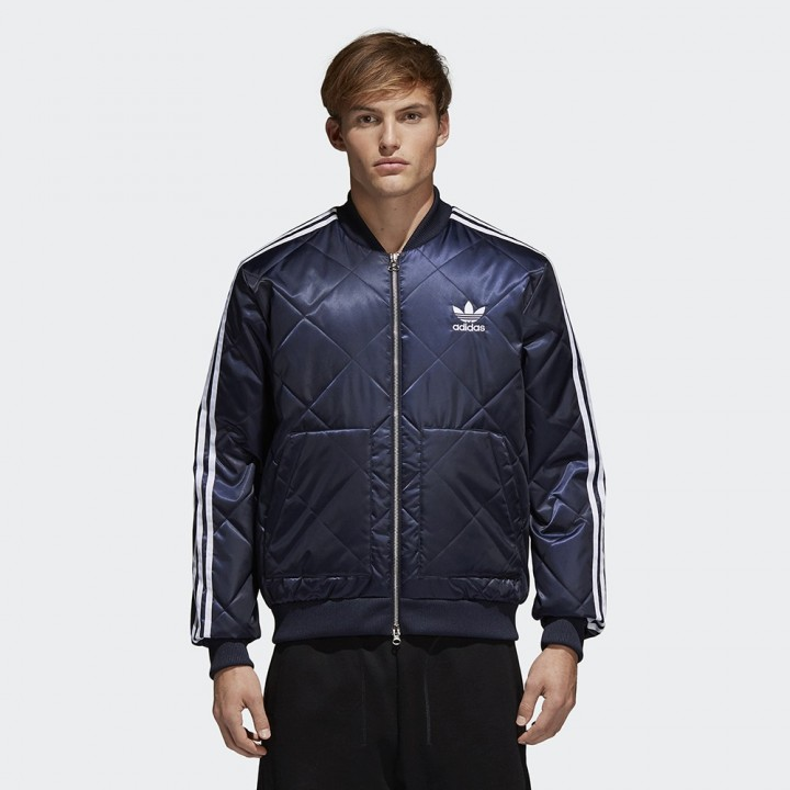 adidas originals - SST Quilted Jacket