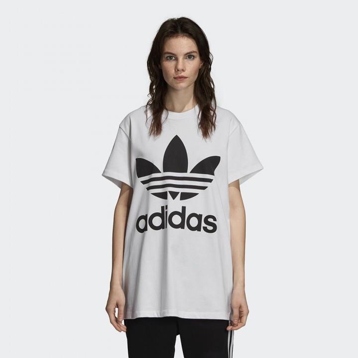 62fba1c63 adidas originals - Oversize Trefoil Tee - Streetwear