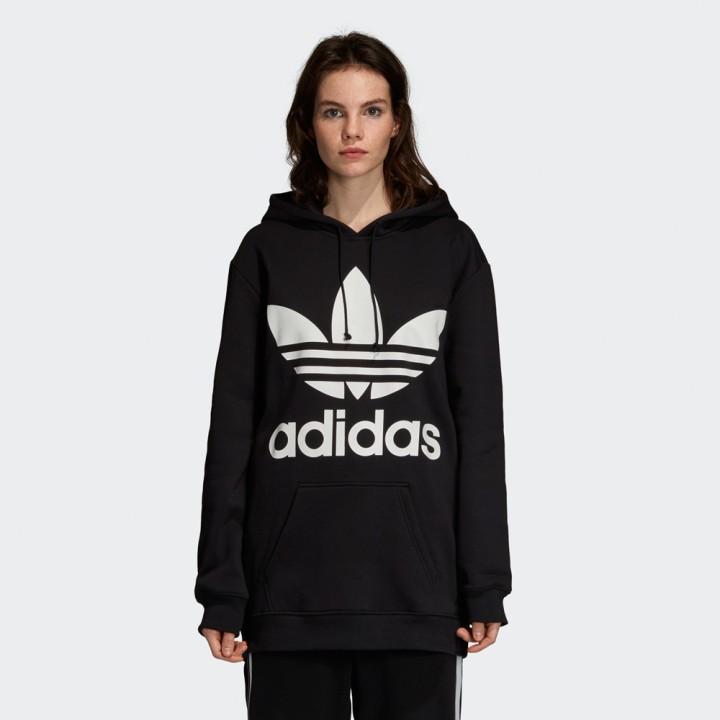 new photos buy cheap 2018 sneakers adidas originals - Oversize Trefoil Hoodie