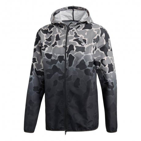 adidas originals - Camouflage Windbreaker