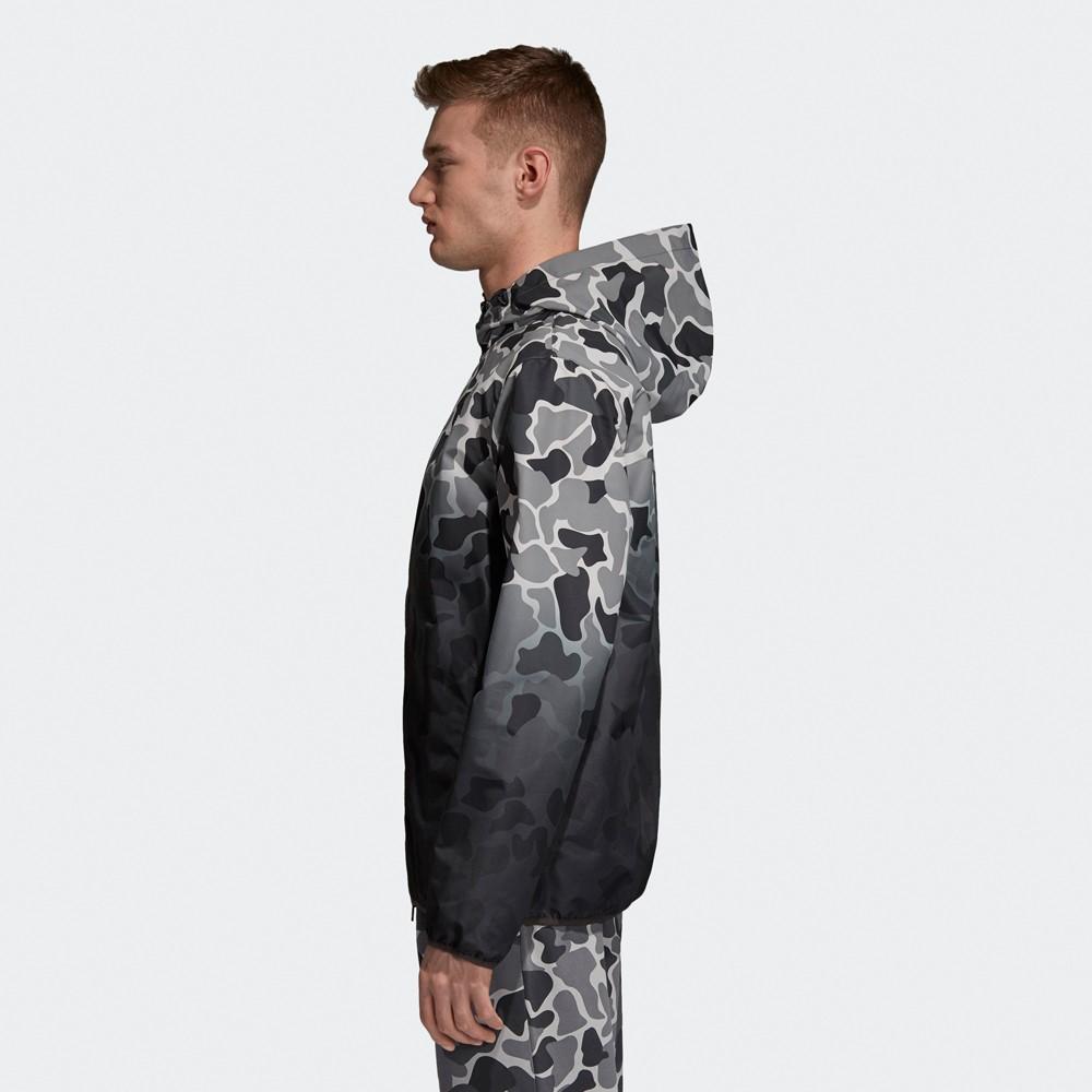 51ca11e6c297 adidas originals - Camouflage Windbreaker - Streetwear