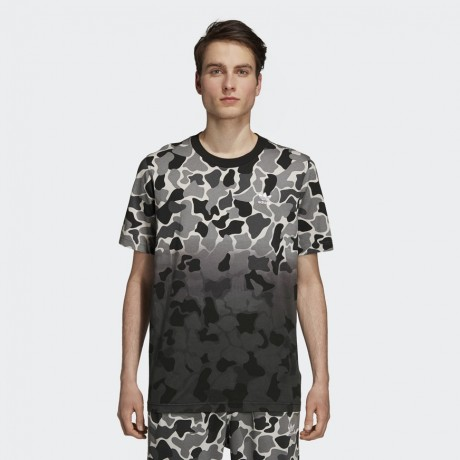 Camouflage Dip-Dyed Tee