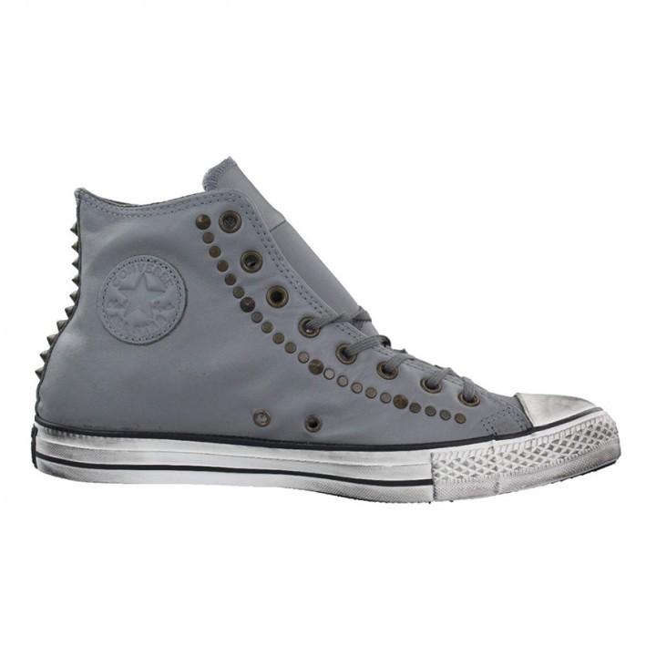 519b6211463b82 Converse - All Star Studded Hi leather - Streetwear