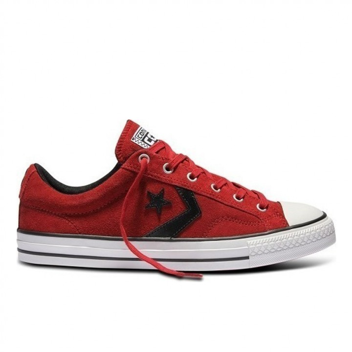 163fe0353ddc Converse - Cons Star Player Leather - Streetwear
