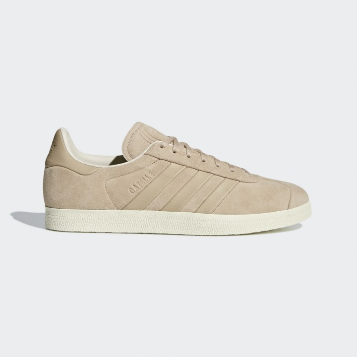 info pour 68c3d e2bf2 adidas originals - Gazelle Stitch-and-Turn Shoes
