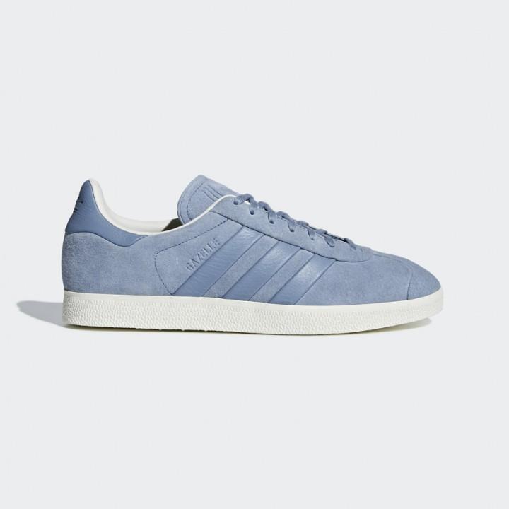 adidas originals - Gazelle Stitch-and-Turn Shoes - Streetwear 1b8c7a73b4ed