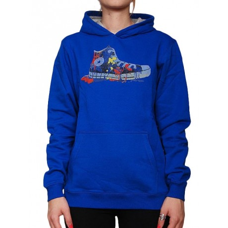 Converse - Junior All Star Multi Hoodie
