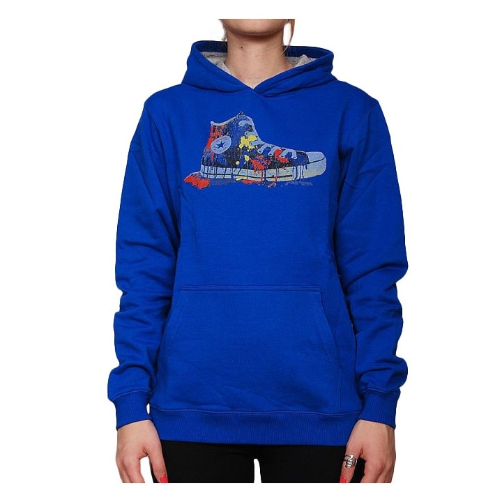 5a69a5f6e48 Converse - Junior All Star Multi Hoodie - Streetwear