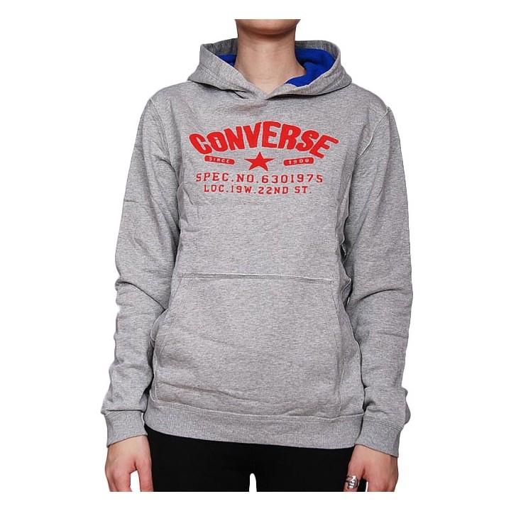 e71f59beeff Converse-Junior All Star college hoodie - Streetwear