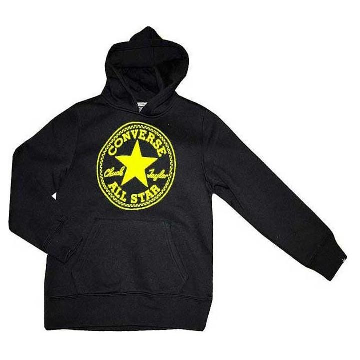 bc14334760c Converse - junior all star logo hoodie - Streetwear