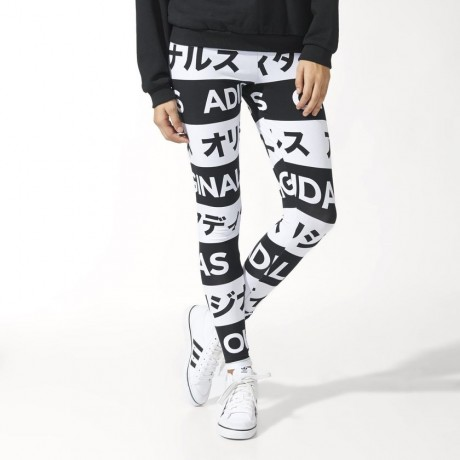 adidas Original- Japan Typo Aop Leggings