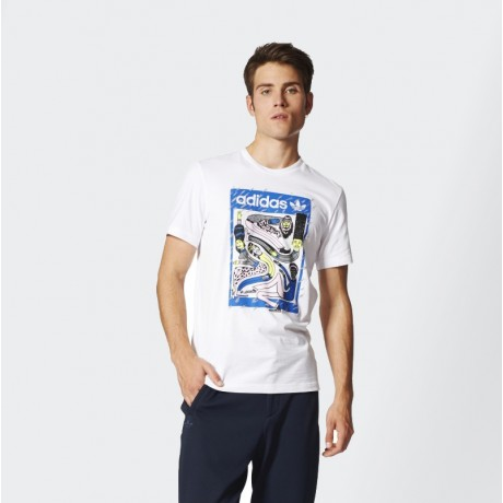 adidas originals - City Artist Life Tee