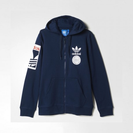 adidas Originals - Street Hooded Sweater
