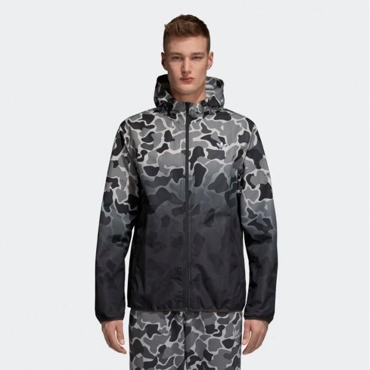 adidas originals - Camouflage Windbreaker