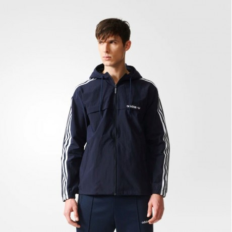 adidas originals - 3-Stripes Windbreaker
