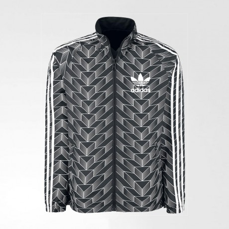 adidas originals - Reversible Soccer Windbreaker
