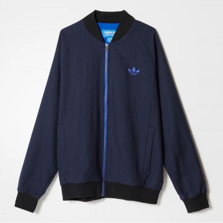 a8373e40c47d4 adidas Originals -Superstar Tweed Jacket - Streetwear