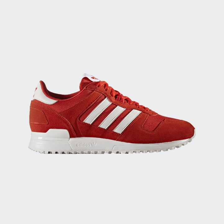 Adidas ZX 700 Red White Shoes,adidas tennis sneakers,adidas
