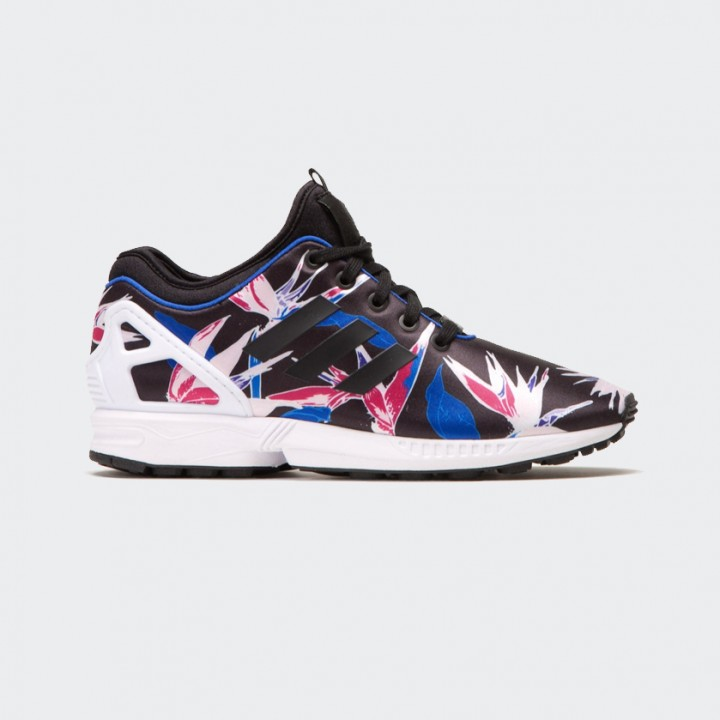 uk availability 0e8f7 48504 adidas Originals - zx Flux Nps Floral - Streetwear
