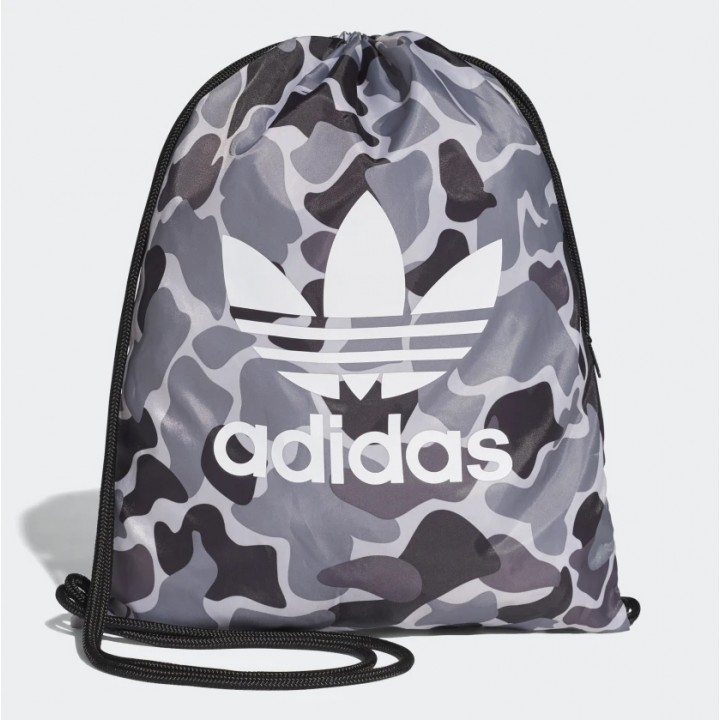 cd24f8aac6 adidas originals - Camouflage Gym Sack - Streetwear