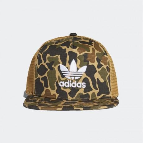 adidas originals - Camouflage Trucker Cap