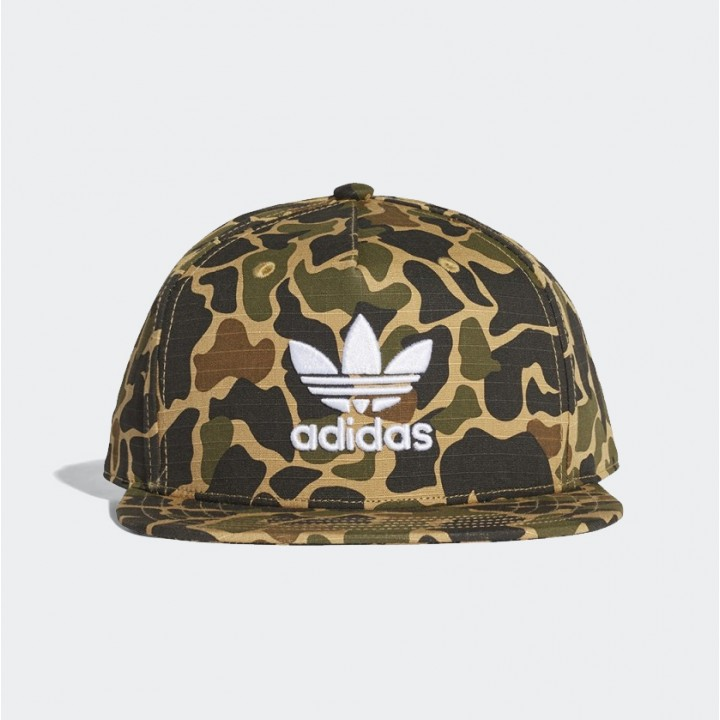 f355aa86ca2 adidas originals - Camouflage Snapback Cap - Streetwear
