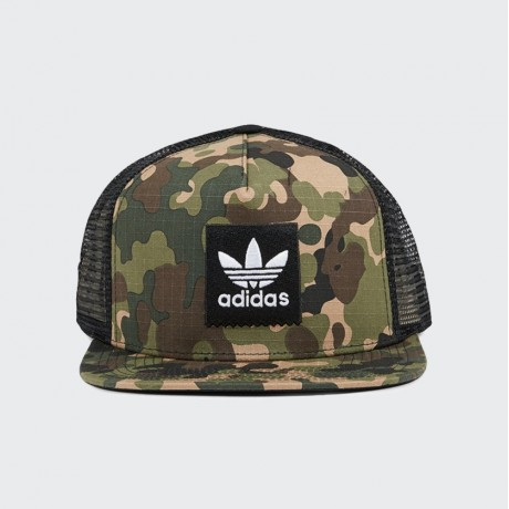 adidas originals - Camouflage Trucker Hat