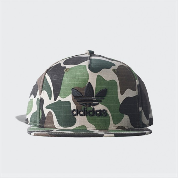 adidas originals - Camouflage Snap-Back Cap
