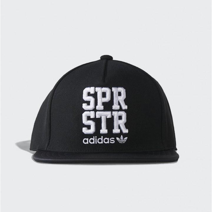 adidas originals -Superstar Snapback Cap - Streetwear 33296ee1b19