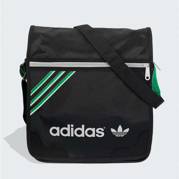 7e58ca5653 adidas Originals -AdiColor Messenger Bag - Streetwear
