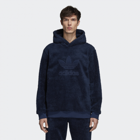 adidas Originals - Winterized Pullover Hoodie