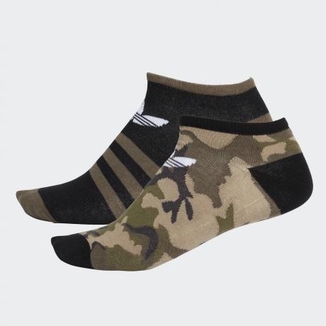 adidas Originals - Camouflage Liner Socks 2 Pairs